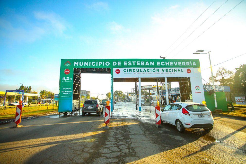 105 vecinos ya superaron la enfermedad en Echeverría