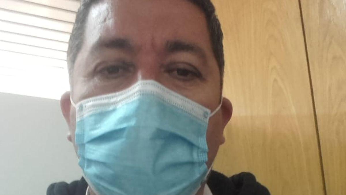 La historia del profesor de Ezeiza que se animó a ser voluntario de la vacuna contra el coronavirus