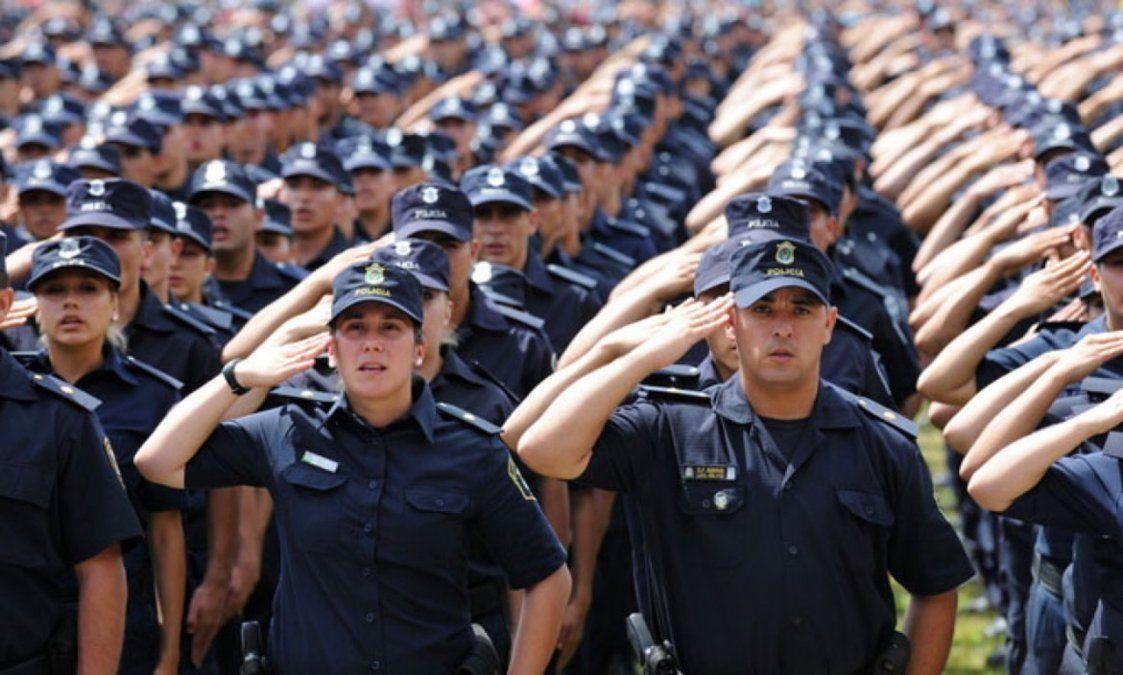 Abrió la inscripción para ingresar a la Policía Bonaerense