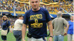 Jorge Plate - Fundador de la Filial de Boca en Esteban Echeverría
