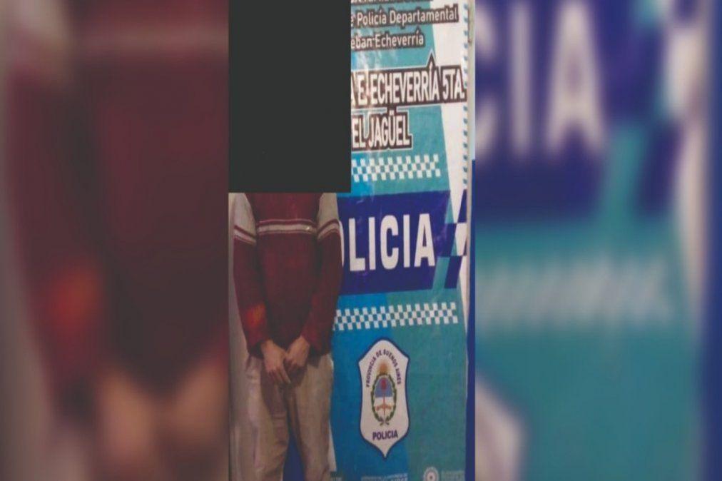 El Jagüel: un detenido acusado de abuso sexual de su hija menor de edad