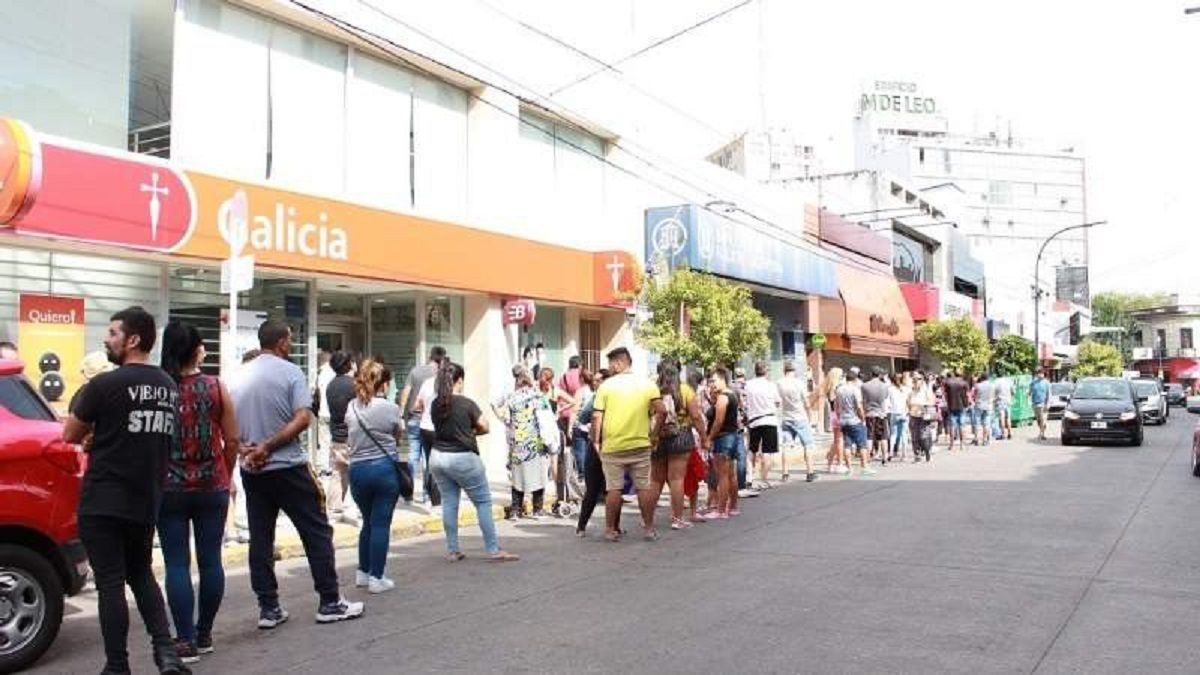 Estafa bancaria en Adrogué: dos detenidos por robar más de un millón de pesos
