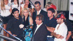 El recuerdo de Diego Maradona en Canning y la primera vez que fue a un cine